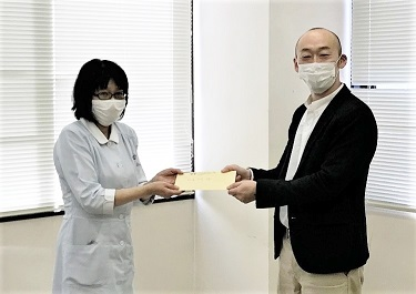 POPコンテスト優秀賞受賞!